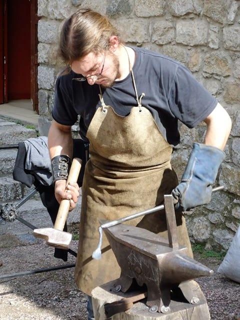 Steel Artisan Journées Européennes des Métiers d'Art