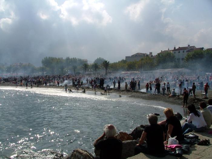 Fête des Vendanges, Banyuls sur Mer