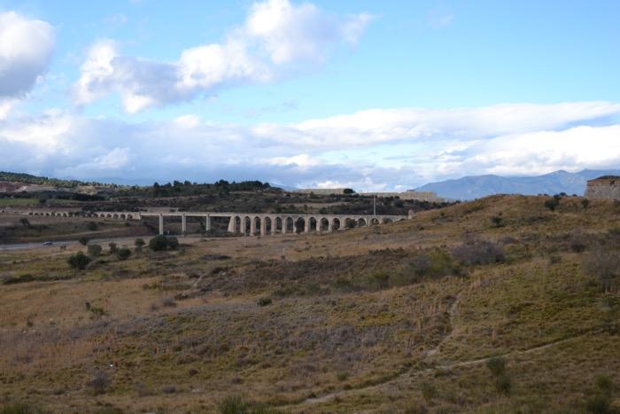 Aquaduct, Figueres
