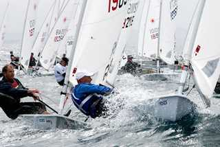 World Laser Masters Championship, Roses