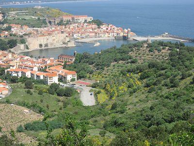 Fort St. Elme & Collioure