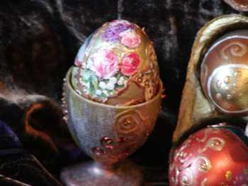 Lucky charm eggs