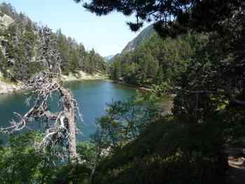 Lac de la Balmette