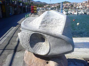 Fetiye Boudevin: A Sculptor's Eye in Banyuls-sur-Mer