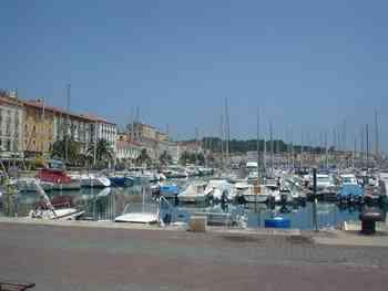 Construction of a 3rd quay at Port Vendres