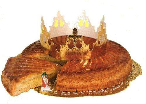 galette du Roi