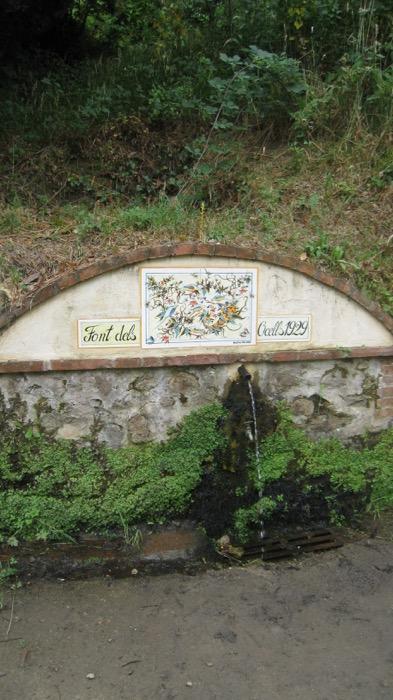 Les Cabanes de Mataporc : from Laroque des Albères