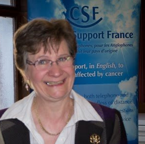 founder of Cancer Support France (CSF)