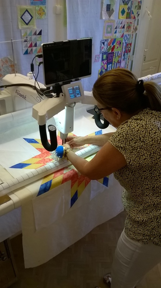 quilts with Pixi Bowen