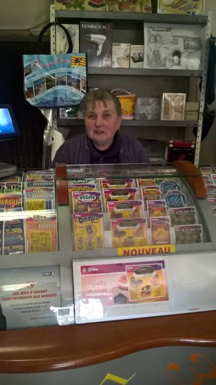 Saint Laurent de Cerdans: The Lollipop Shop