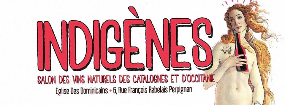 Indigènes: Catalan and Occtianie wine salon