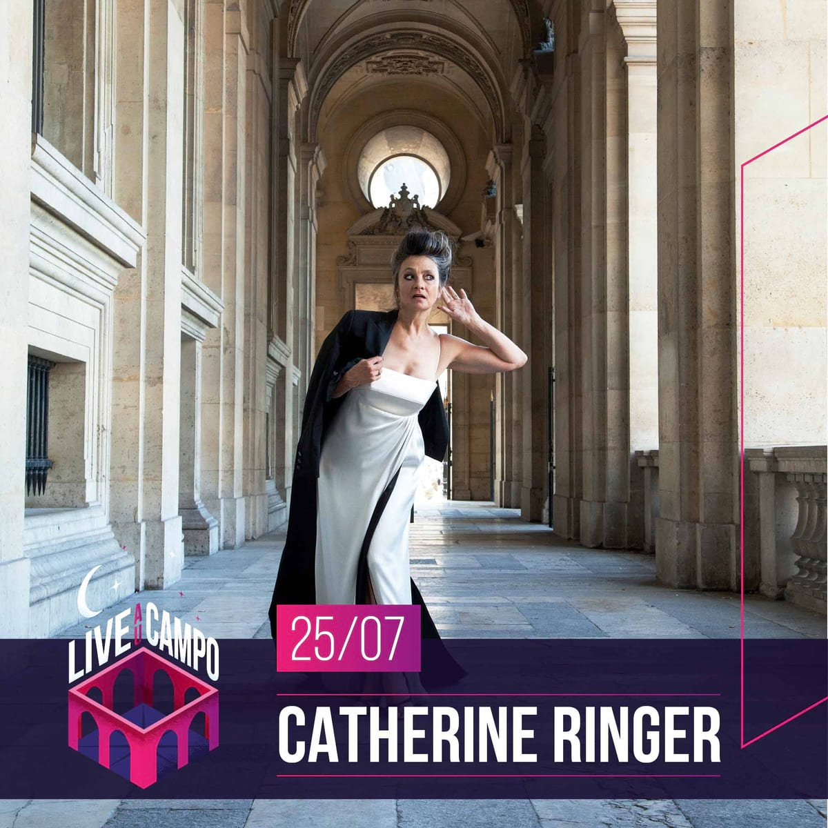catherine ringer live au campo