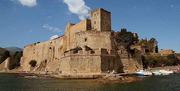 chateau royal collioure