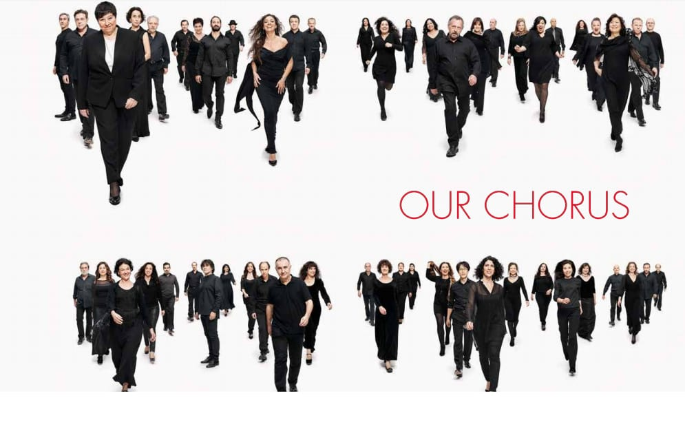 Chorus Liceu Barcelona