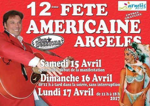 Fete americaine, Argelès
