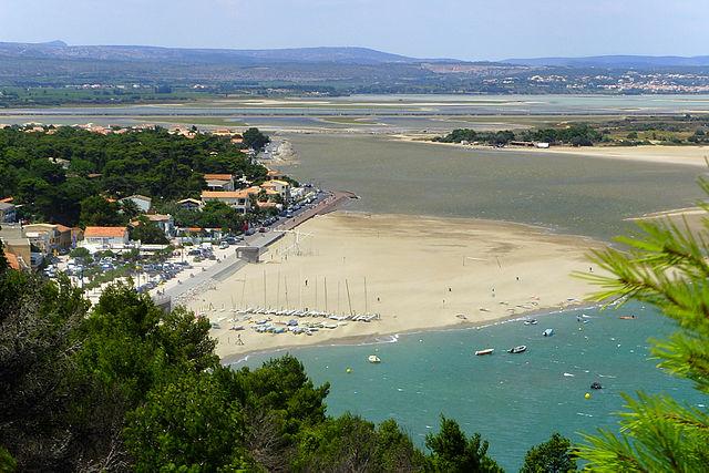 La Franqui Beach, Leucate