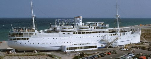 The Lydia, Port Barcarès