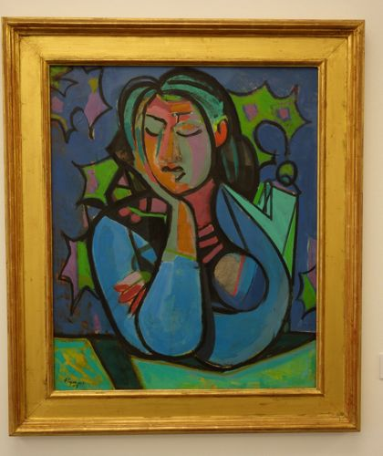 Edouard Pignon, Femmes en Mediterranée,