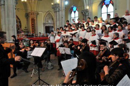 The quartet 'Mare Nostrum musicae'