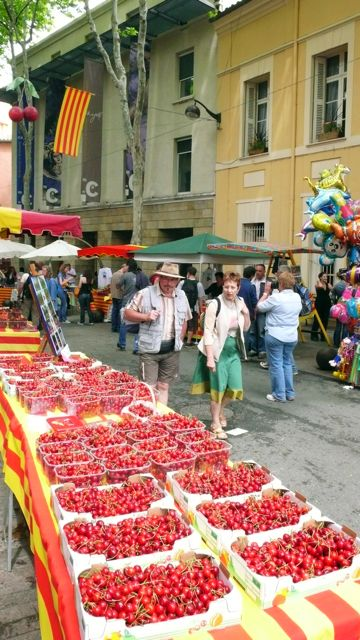 Céret Cherry Festival