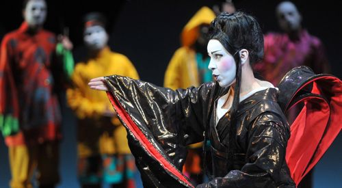MADAME BUTTERFLY Giacomo Puccini  Performed by the Cie Opéra Éclaté