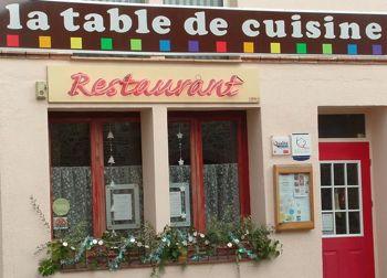 La Table de Cuisine, St André