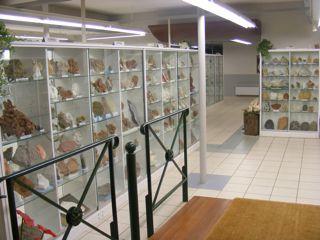 Musee Géologique