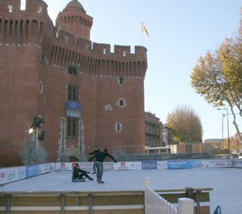 Perpignan ice rink