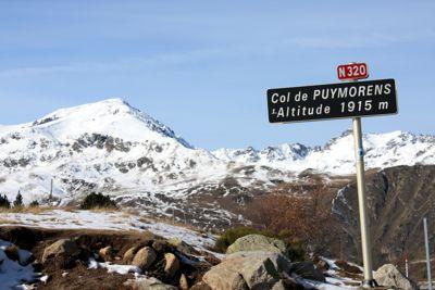 Col de Puymorens