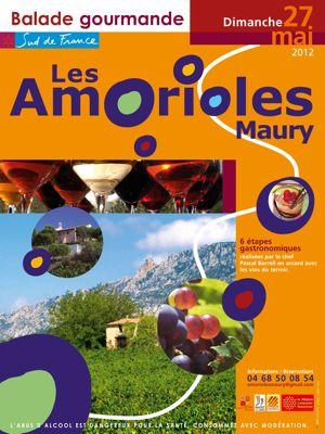 Amorioles, Maury