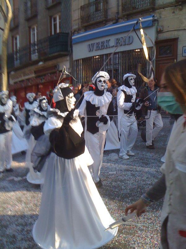 Carnival in ceret