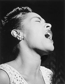 Tribute to Billie Holiday  by Viktor Lazlo