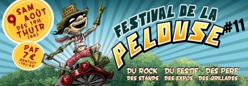 Festival de la Pelouse, Thuir