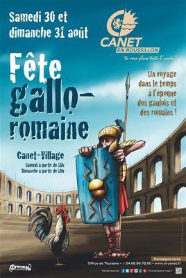 Fête gallo-romaine, Canet