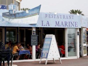 La Marine in St Cyprien