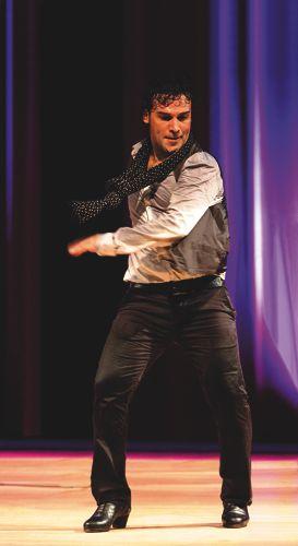 "Andrés Peña - ""Tablao Flamenco"""