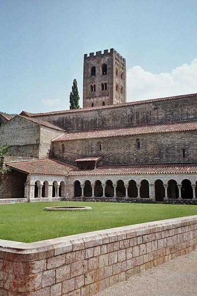 St Michel de Cuxa.