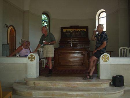 Saint Georges church, Vernet les Bains