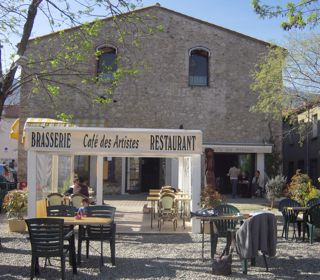 Café des Artistes, Laroque des Albères