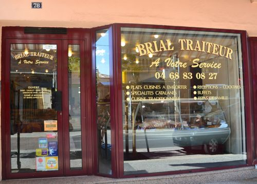 Brial Traiteur - restaurant and caterer Le Boulou