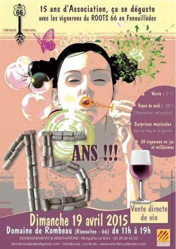 Salon Roots66 en Fenouillédes