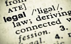 "What does ""legal advice"" mean?"