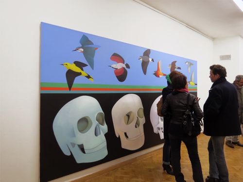 ISBA: A double vision of contemporary art