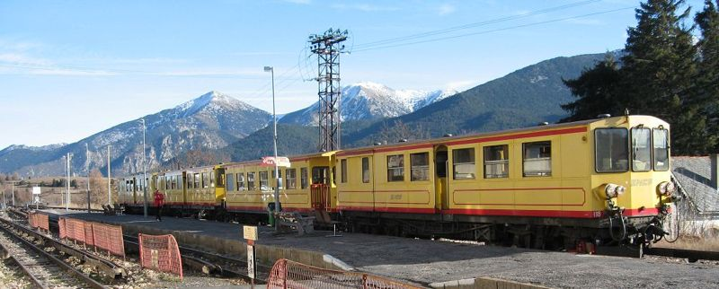 Little Yellow Train