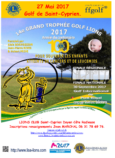 Lions Club Golf and Buffet