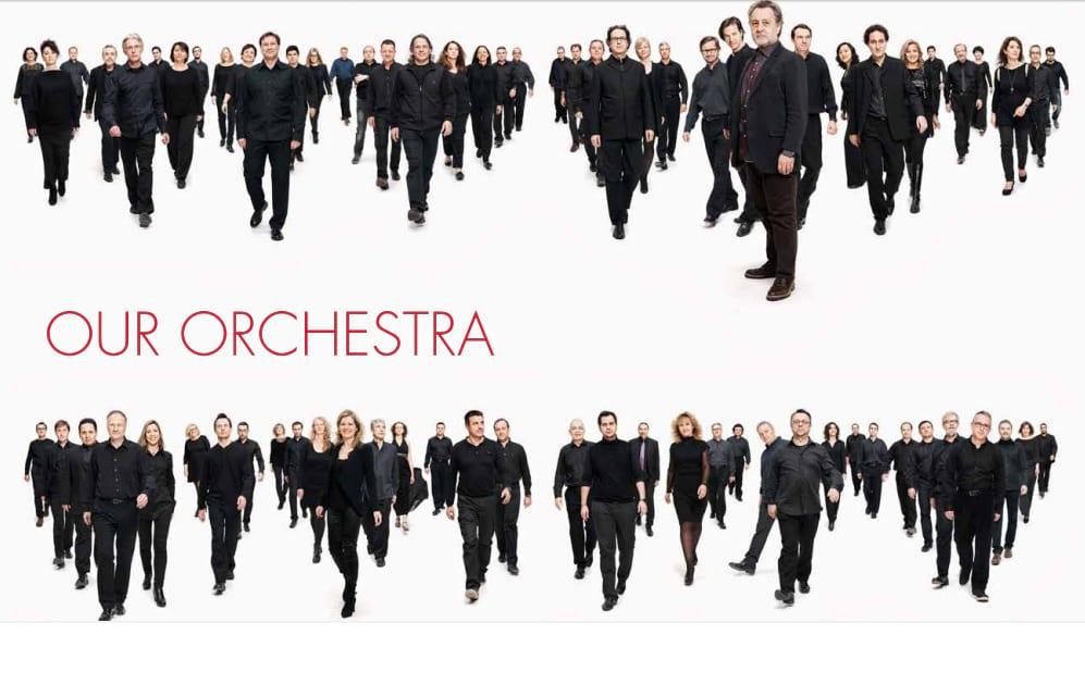 Orchestra Liceu Barcelona