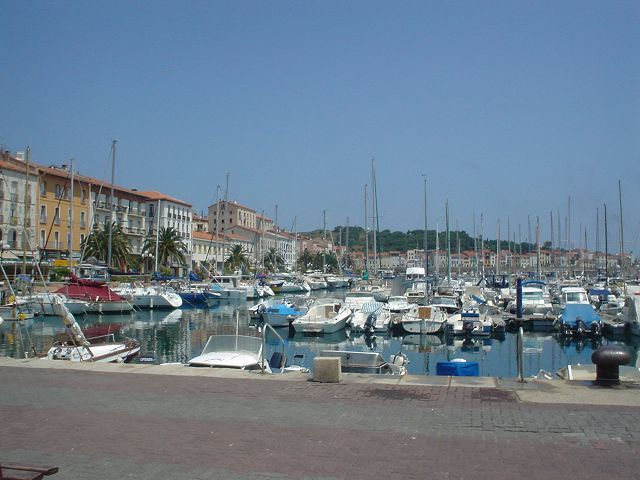 Le Dôme - Port Vendres (credit: M Hadler)