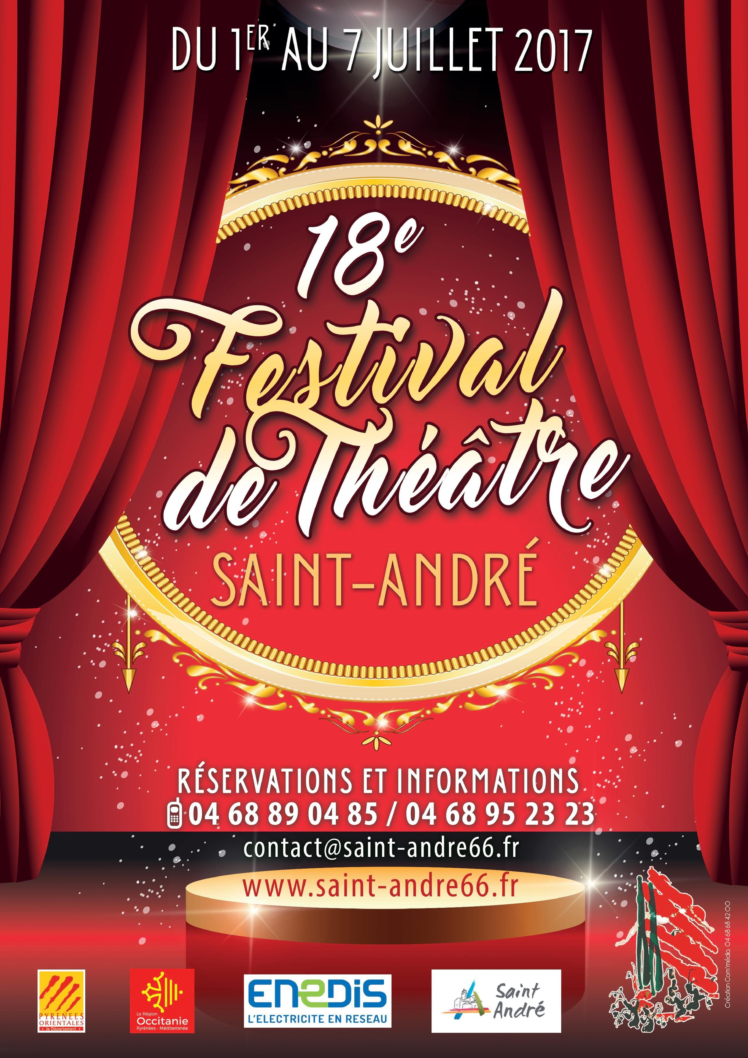 festival theatre saint andre