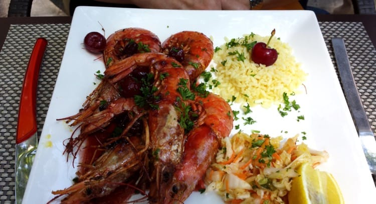 Restaurant Can Jordi, Céret