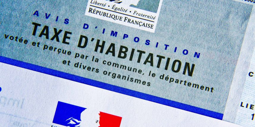 Taxe d 39 habitation taxe fonciere anglophone direct - Taxe d habitation parking ...